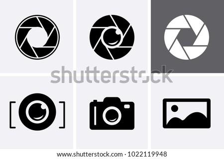 camera shutter  lenses and