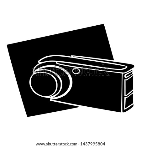 camera tool for photographing objects or objects #1437995804