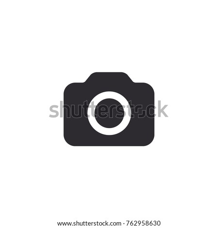 Camera vector icon. Photo Camera. Photo allowed. Photography symbol. Snapshot icon. Vector illustration. Color easy to edit. Transparent background.