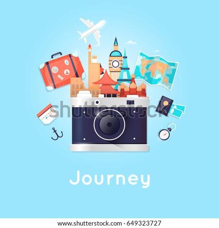 camera world travel planning