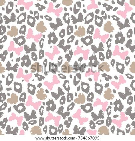 camouflage  leopard color  bows