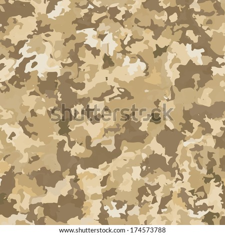 Camouflage military background. Abstract pattern. Vector illustration.