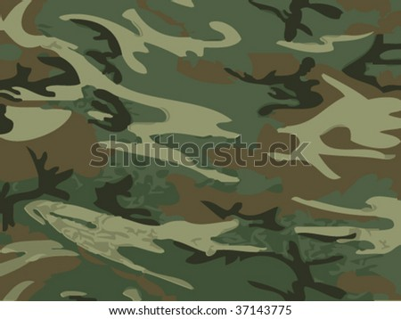 How to Paint Digital Camo Patterns | eHow.com