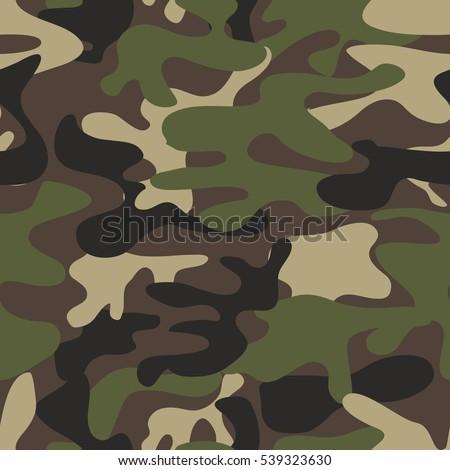 camouflage pattern background