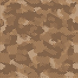 Camouflage seamless pattern. Abstract military fashion colorful urban hexagon style. Seamless pattern for army, navy, hunting, fashion cloth textile. Colorful modern style Vector honeycomb texture