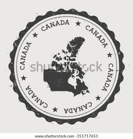 canada. hipster round rubber...