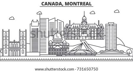 canada  montreal architecture