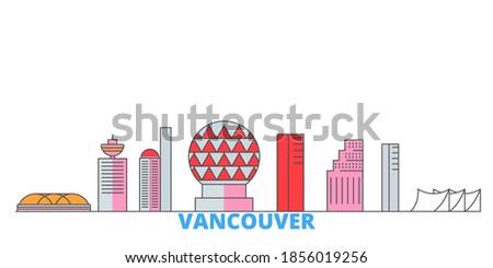 canada  vancouver city line