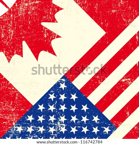canadian and american grunge