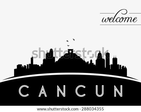 Mexico City Night Vector Download Free Vector Art Stock Graphics