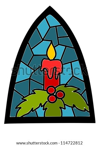 christmas stained glass window templates - glass window christmas stained glass window templates