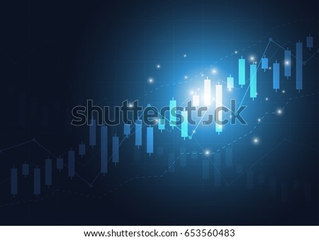 candlestick stock exchange