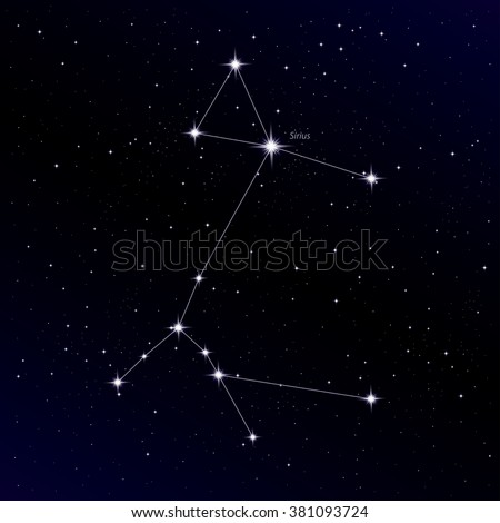 Canis Major  Constellations of Words