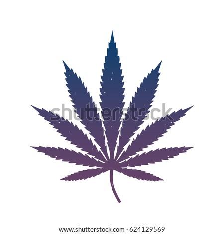 cannabis leaf drug marijuana