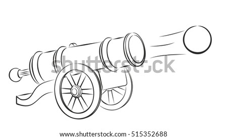 cannon and nucleus