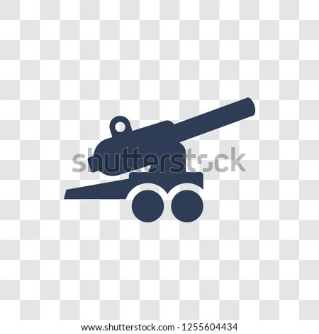 cannon icon trendy cannon logo