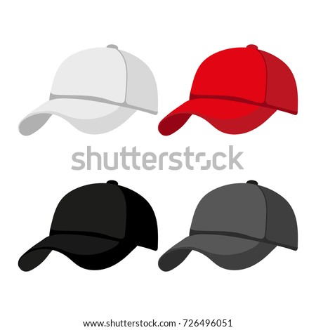 cap mock-up design