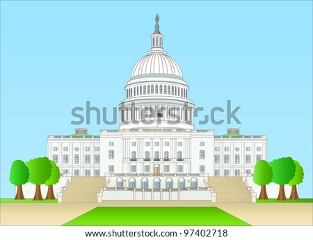 capitol hill ( background on separate layer )