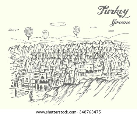 cappadocia turkish historical