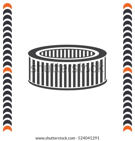 Vector Images Illustrations And Cliparts Car Air Filter Vector