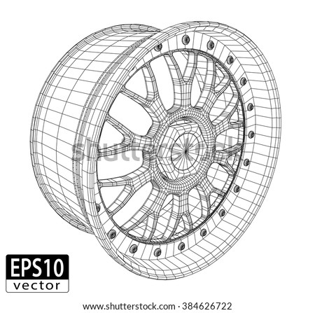 Car rim graphics download free vector art stock graphics images car alloy eps10 vector malvernweather Choice Image