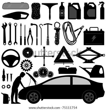 Car Auto Accessories Repair Tool Equipment Service