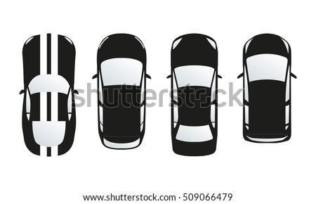 Cartoon Car Vector Icon Download Free Vector Art Stock Graphics