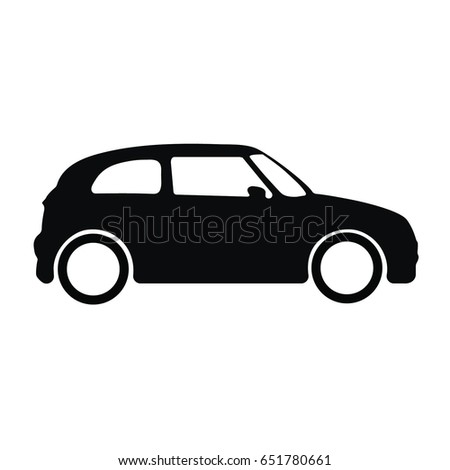 car icon, transport icon, fast, speed