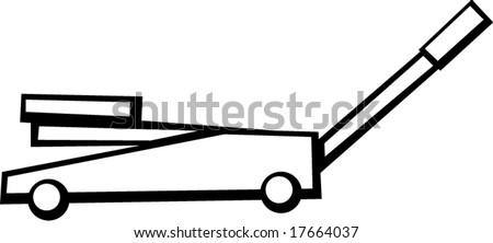 Car Jack Stock Vector ...
