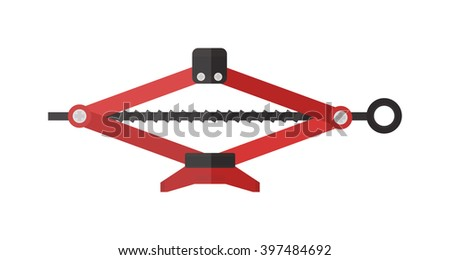 car jack service equipment and