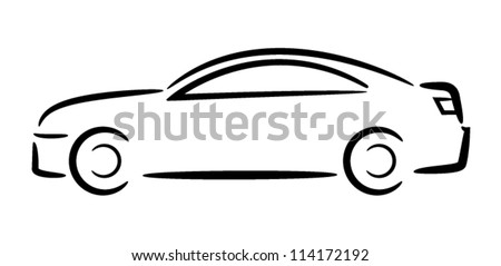 2 Door Sports Cars 2017 furthermore Watermarked cutcaster   cutcaster Photo 100224807 Sportscar Outline Logo in addition How To Draw Simple Cars moreover Blue Chevy Cars Clip Art further Cars Coloring Pagescoloring Pages Print. on mercedes muscle car