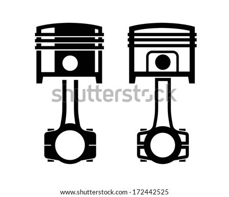 car piston icon