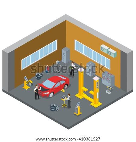 car repair vehicle service