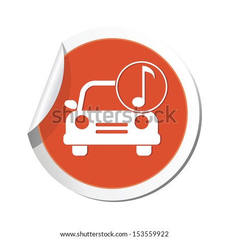 car service car with music
