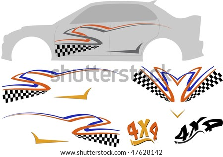 Nascar Auto Racing Free Clip  on Clip Free Clip Art Nascar 1967 Camaro Front End Racing Clip Art Free