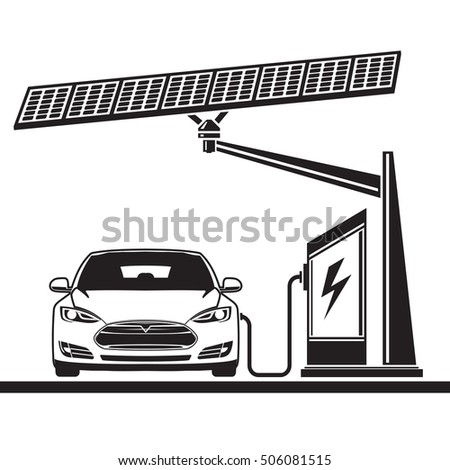 car solar cell  electric