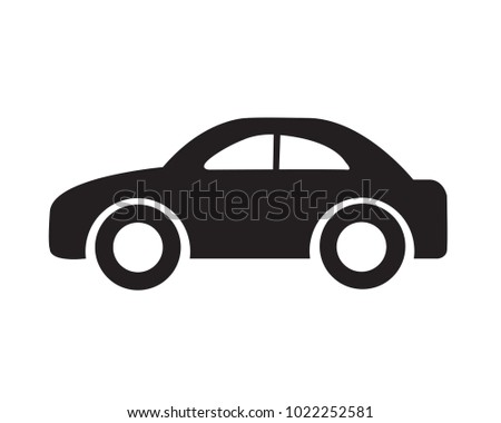 car symbol sign van design vector icon cars race speed black rally transport