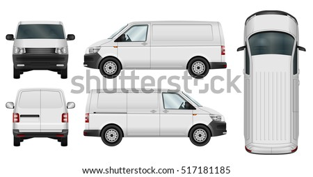 car vector template cargo
