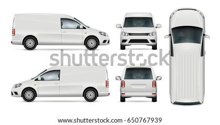 car vector template for car