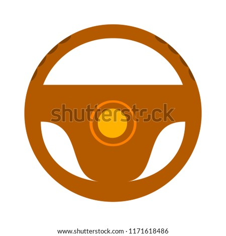 car Wheel vehicle part vector icon isolated, Wheel vehicle part logo concept