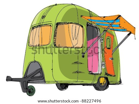 http://image.shutterstock.com/display_pic_with_logo/136972/136972,1320614994,2/stock-vector-caravan-mobile-house-camping-88227496.jpg