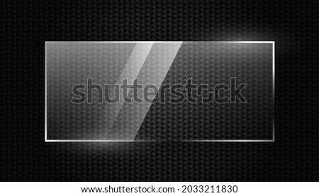 carbon fiber background with