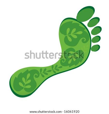 carbon footprint concept 2
