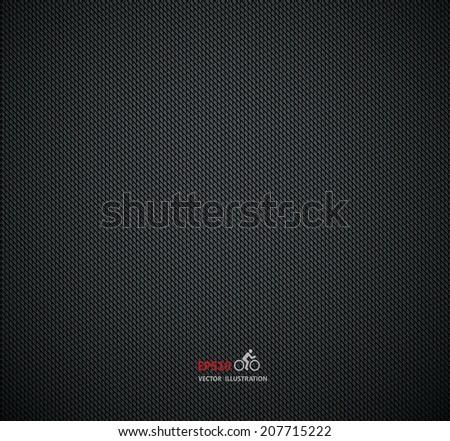 Carbon Metallic Texture Background
