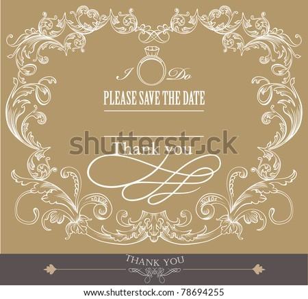 card cover design wedding