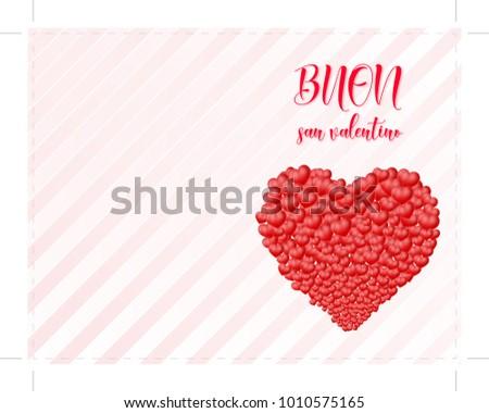 card happy valentine's day