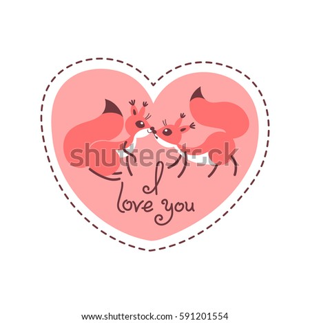 card happy valentines day