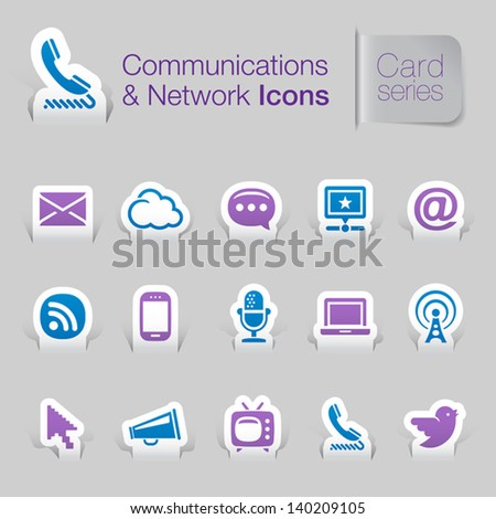 card series communication