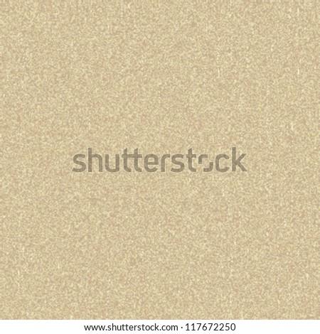 Cardboard paper texture. Seamless tiling. Vector.