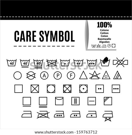 care icon set